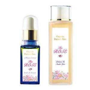 杏仁油 R (30 毫升) & 乳液 R 或德力 (120 毫升) 集 | apriage (apriage) 在法國南部,從杏油杏核仁油 (與大馬士革玫瑰精油) 和保濕乳液