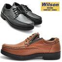 Wilson(ウイルソン)4E/ファスナー付/ビジネス/ウォ...