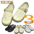 ショッピングサボ ROSE CROWN/サボ/クロック/レース/ぺたんこ/サンダルNo3839