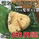 笹おこわ(きのこ)250グラム(5個入)【おこわ】【強飯】【和風】10P03Dec16