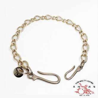 "Brass wallet chain 4 th ""leather Octopus' KAWATAKO... in the regular handling partner shop guarantees peace of mind!"