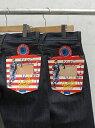 "SUGAR CANE×Mr.FREEDOM/ Made in U.S.A.CONE DENIM NOS 16.5oz. CALIFORNIAN LOT.64 ""..."