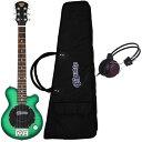 セット内容ギター本体:Pignose PGG-200/FMソフトケース:付属品ヘッドホン:ARIA AHP-1000※在庫状況により同等品になる場合がございます。ピグノーズ・アンプのコンセプトを受け継いだユニークかつ実用的なコンパクトギターとしてベストセラーになったピグノーズ・ギター。Specifications●Body: Flamed Maple Lamination Basswood●Neck: Maple, Bolt-on●Fingerboard: Tech Wood●Frets:22F●Scale:610mm●Pickups: Original Mini Humbucking●Controls: Volume w/push-pull power switch(built-in Micro Amplifier)●Speaker:10cm Full range●Jacks: Output, Headphone(Mini Jack)●Power: 006P 9V Battery●Tailpiece: Fixed Tailpiece●Hardware: Chrome ※画像は撮影用商品のため、お届けの際の商品とは異なります。