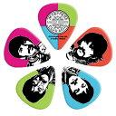 【メール便・送料無料・代引不可】D'addario Planet Waves 1CWH6-10B6 10 BTL-PICK-HEAVY The Beatles Sgt. Pepper's 50周年記念 ビートルズ ピック 10枚セット 【smtb-TK】