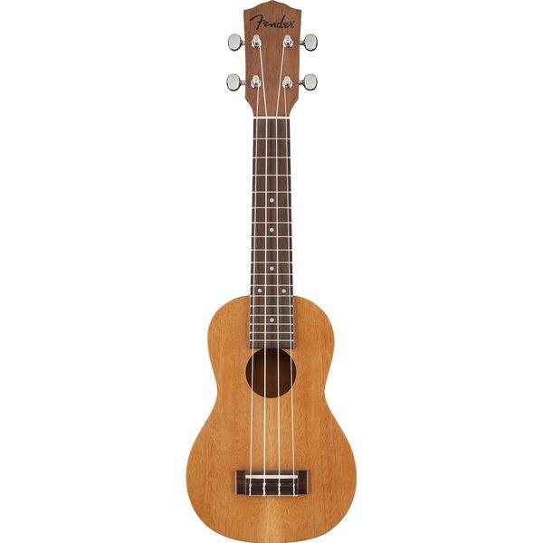 【送料込】Fender フェンダー Piha'eu Soprano UKE ソプラノウクレレ【smtb-TK】