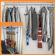送料込 KIKUTANI キクタニ GA-250 Guitar Hanger ギターハンガー クローゼット等で使用可能