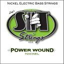 【メール便・送料無料・代引不可】【2セット】SIT NR45105L [45-105] POWER WOUND ベース弦 ロングスケール【smtb-TK】