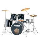 【ポイント3倍】【送料込】Maxtone/マックストーン MX-116DX ドラムセット【smtb-TK】