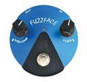 【処分特価】【ポイント2倍】【送料込】Jim Dunlop/ジム・ダンロップ FFM1 Fuzz Face Mini Silicon ファズペダル【smtb-TK】