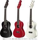 【送料込】【ポイント2倍】【ギグバッグ付】Fender/フェンダー UKULELE FSR Mino'Aka/限定色 コンサートウクレレ【smtb-TK】