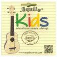 【ポイント2倍】【メール便・送料無料・代引不可】【1セット】Aquila アクイーラ AQ-KIDS(138U) Nylgut Kids ウクレレ弦 全サイズ共通【smtb-TK】