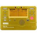 【ポイント2倍】【メール便・送料無料・代引不可】KORG コルグ TM-50-GD コンボチュー