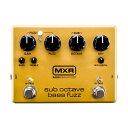 【ポイント2倍】【送料込】【国内正規品】MXR M287 Sub Octave Bass Fuzz ベース用 ファズ 【smtb-TK】