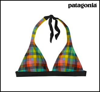 巴塔哥尼亞巴塔哥尼亞巴塔哥尼亞婦女列印 BOUCAU 籠頭頂部 ︰ TYK (554)