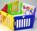 RoomClip商品情報 - 日本育児 ママの時間が作れるほど夢中に遊ぶ!ミュージカルキッズランドDX / ベビーサークル キッズサークル ベビーゲート セーフティー 赤ちゃん 子供 柵