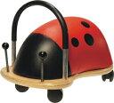 株式会社 キッズ・エンターテイメント Wheely Bug ウィリーバグ S てんとう虫  WEB001/おもちゃ 乗物 ベビー用