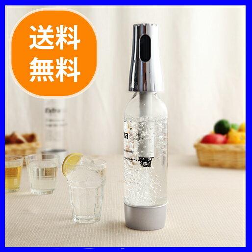 ソーダスパークル スターターキット[SSP014 炭酸水メーカー ソーダメーカー 炭酸水製…...:aimere:10007652