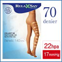 The swelling [Be_3/4_6] of 70 elastic stockings (support stockings) denier feet [HLS_DU]