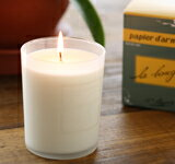 パピエダルメニイ specially made aroma candle fs3gm