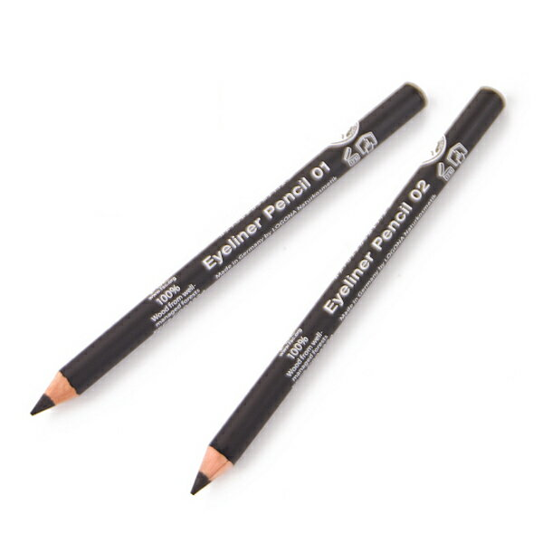 Logon eyeliner pencil deep black Black 1.14 g