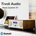 tivoli audio Music System BT (チボリ オーディオ ミュージックシステム ブルートゥース搭載) [ ラジオ テーブルラジオ ステレオ...