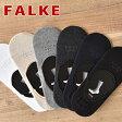 【SALE 30%OFF】FALKE ファルケ メンズ ファミリーステップ フットカバー ショートソックス FAMILY STEP #14625 [FALKE 靴下 ソックス 靴下 メンズ スポーツ ファッション 2016ss]