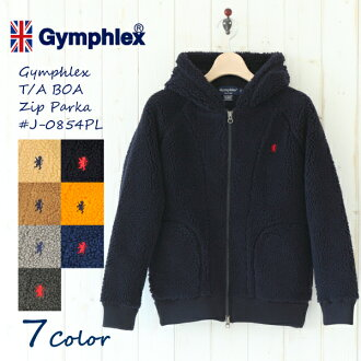 [2013 In winter new arrival! > SimFlex BOA jacket bore zip up parka #J-0854PL | Gymphlex | BOA-fleece-ladies size Womens-2013 autumn-winter-2013 AW