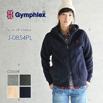 [2013 In winter new arrival! > SimFlex BOA jacket bore zip up parka #J-0854PL   Gymphlex   BOA-fleece-ladies size Womens-2013 autumn-winter-2013 AW