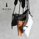 【クーポン利用で10%OFF】RAINS(レインズ) ミニショルダーバッグ Mover Pouch / レインバッグ 雨具 レインウェア 北欧 デンマーク ..