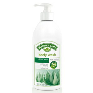 Nature gate velvet moisture bodywash (aloe seawife hemp papaya pomegranate & sunflower) 532mlfs3gm