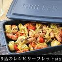 GRILLER グリラー ツールズグリラー ダッチオーブン 魚焼きグリル プレート 耐熱陶器