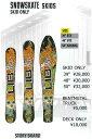 "LIBTECH SNOWBOARDS [ SNOWSKATE SKIDS 48"" ] SKID ONLY (スキー部分のみ)リブテック スノーボード 安心の正規輸入品【smtb-f】"