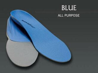 SUPER feet 슈퍼 발 깔 창 손질과 핏 블루