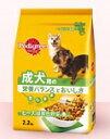 新ペディグリーチャム成犬用 旨みビーフ&緑黄色野菜&魚入り 2.2kg