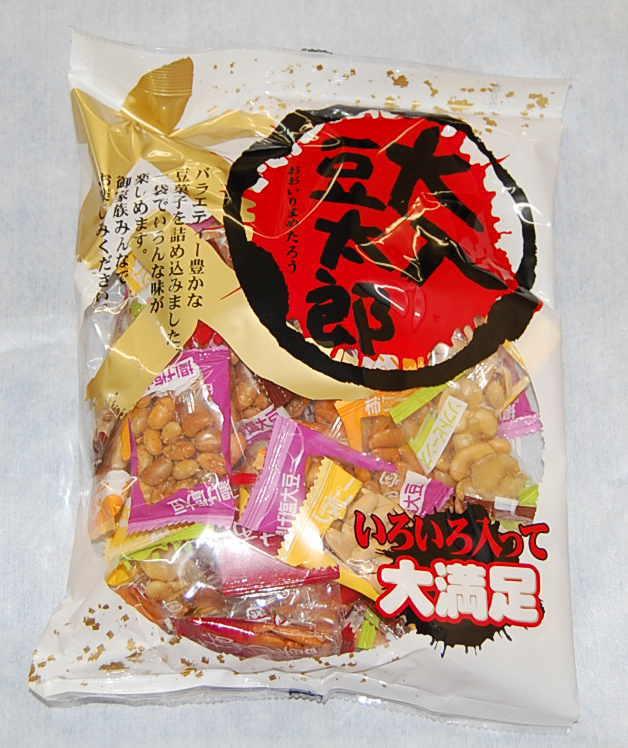 タクマ食品 大入り豆太郎 330g