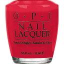 【OPI】オーピーアイ◆ネイルカラー赤 N25◆ビックアップルレッド(クラシック)【検定色】