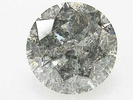 2.023ct I,I2,FAIR ダイヤモンドルース 大粒2キャラットサイズ!
