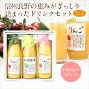 果汁100% ジュース(J3-2) (りんご・ラフランス・果...
