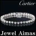 【Cartier】カルティエ ダイヤモンド 33P(6.6c...