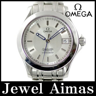 Omega Seamaster 120 m chronometer date character 2501.31 Silver Edition SS stainless steel men's automatic