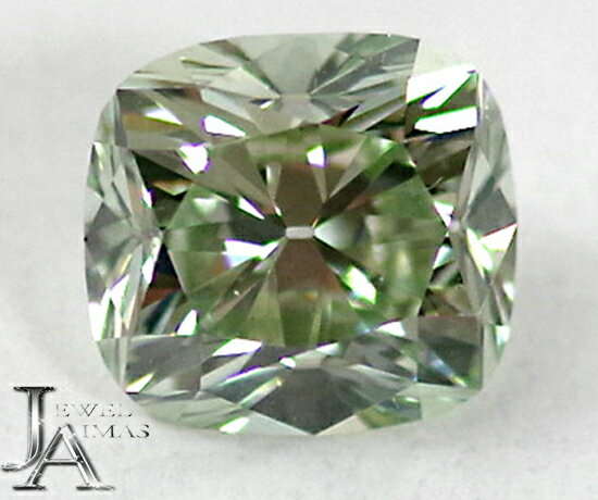 【ダイヤルース】 ダイヤモンド ルース 0.94ct ファンシー インテンス グリーン ダイヤ VS2 GIA鑑別 LOOSE DIAMOND 0.94Carat FANCY INTENSE GREEN  (1ct/0.9ct)【ダイヤモンドルース】
