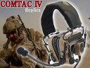 ComTac IV レプリカ Military Ops へッドセット Z-TAC製/Z038 comtac
