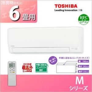 ���(TOSHIBA)RAS-2214M-W�����6����