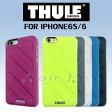 THULE (スーリー) 公式 ライセンス品 iPhone6s iPhone6 背面 ケース アイフォン6 アイフォン6s あす楽 アウトドア 車 スポーツ バイク 自転車 スウェーデン 北欧 送料無料 あす楽対応 アウトドア スノボ スキー