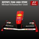 ミハエル・シューマッハ F1カーフロントF399モデルScuderia Ferrari Marlboro F399 (1999) Michel Shumacher Used