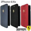 【SALE】フェラーリ・公式ライセンス品 iPhone6s iPhone6ケース 手帳型 アイフォン...