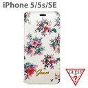 GUESS (ゲス) iPhoneSE iPhone5s i...