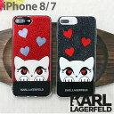 カール・ラガーフェルド 公式ライセンス品 iPhone8 i...