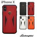 ランボルギーニ・公式ライセンス品 iPhoneXSケース ア...