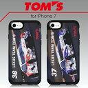 TOM'S トムス 公式ライセンス品 iPhone7 iPh...